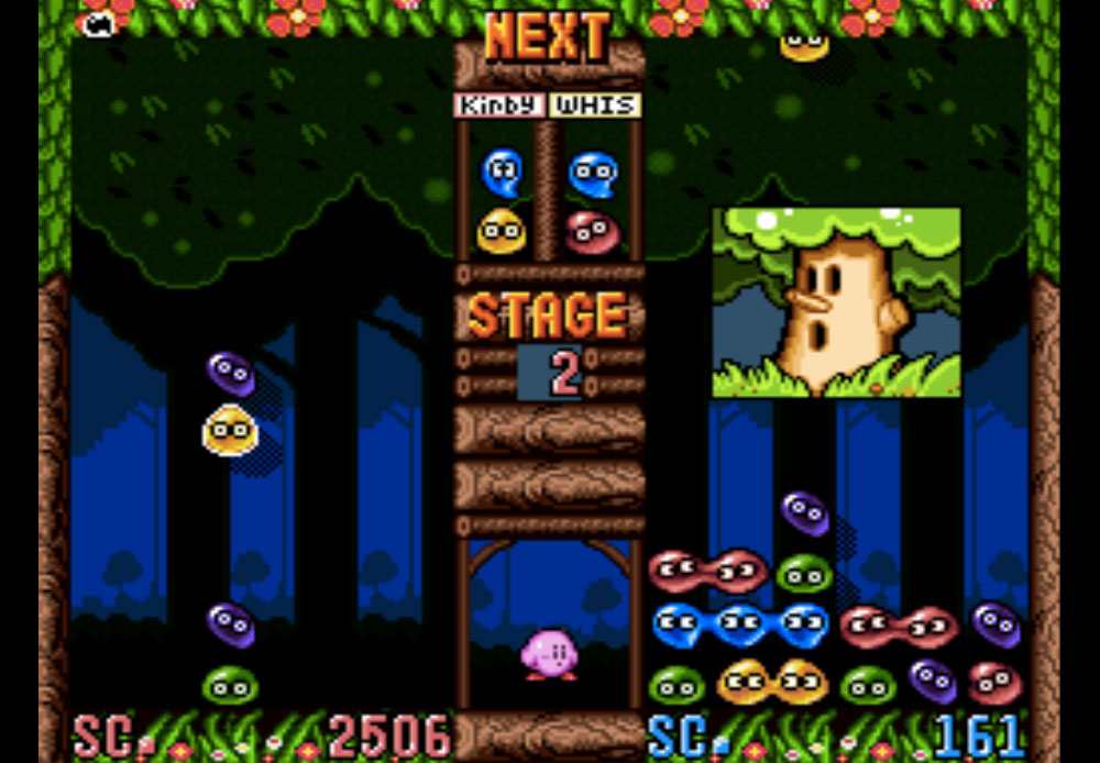 game snes hay phần 18 Kirby's Avalanche