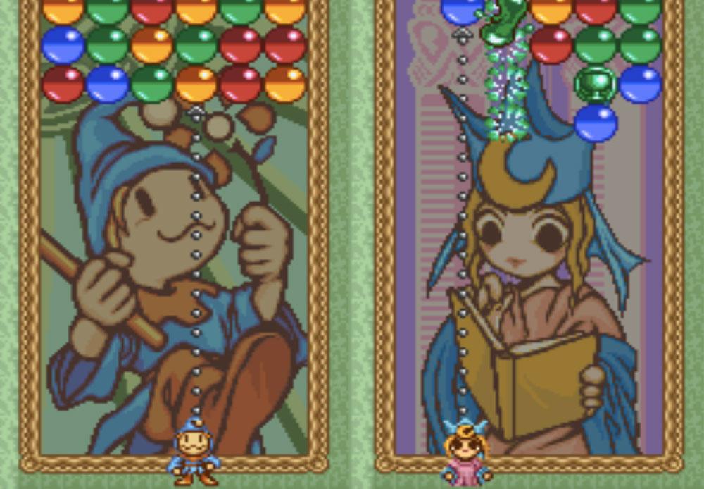 game SNES hay phần 20 Magical Drop