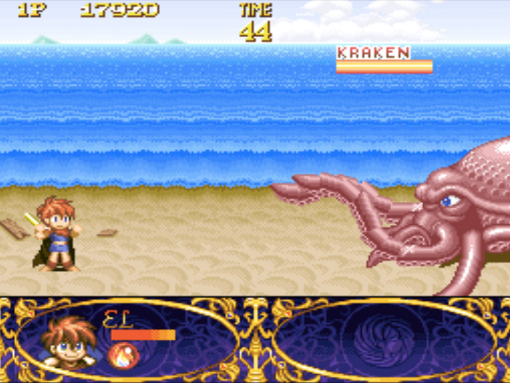 game SNES hay phần 21 Melfand Stories