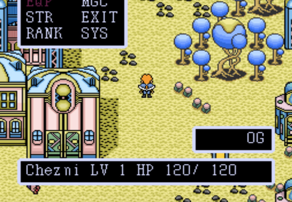 Paladin's Quest game SNES hay phần 23