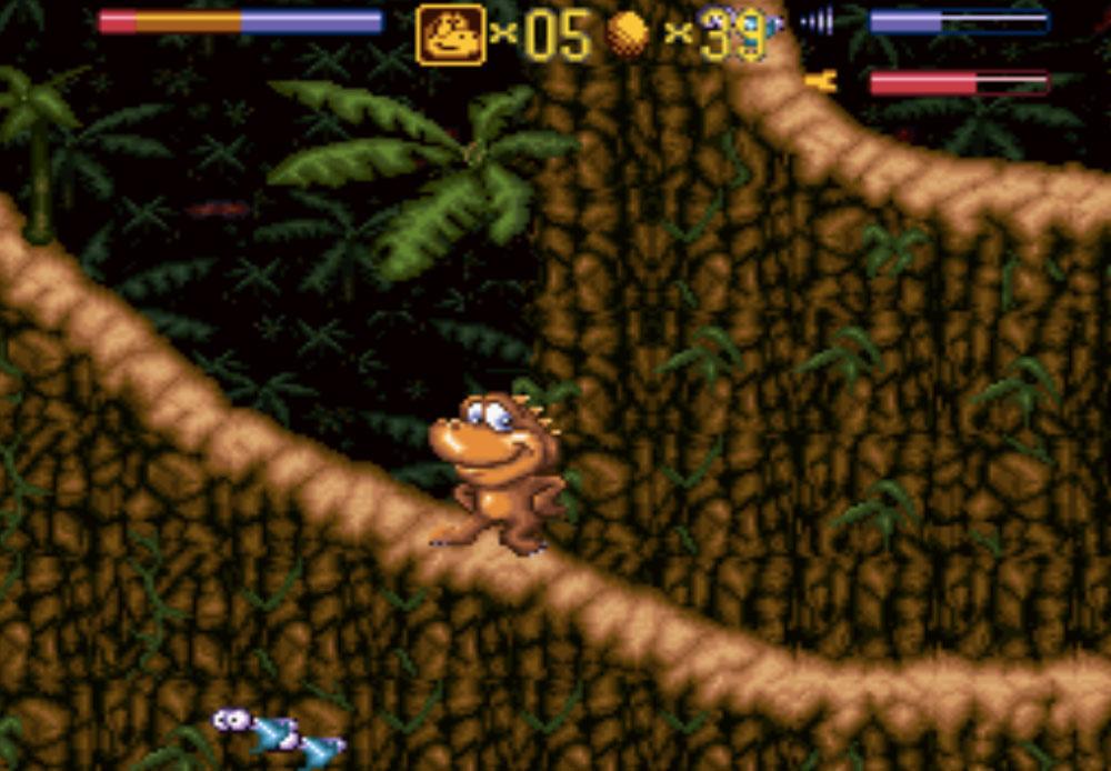 game SNES hay phần 25 Radical Rex