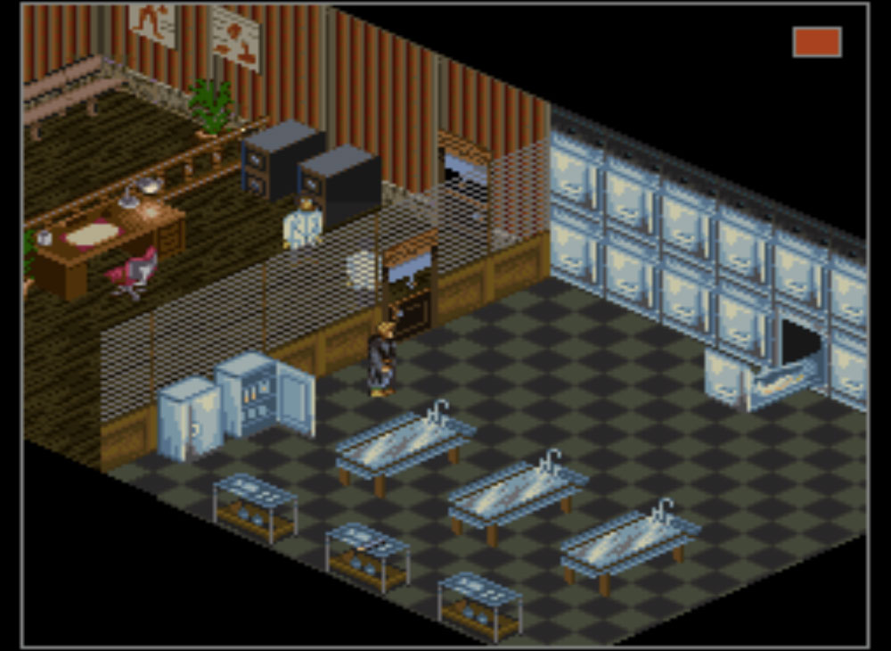 Shadownrun game SNES hay phần 26