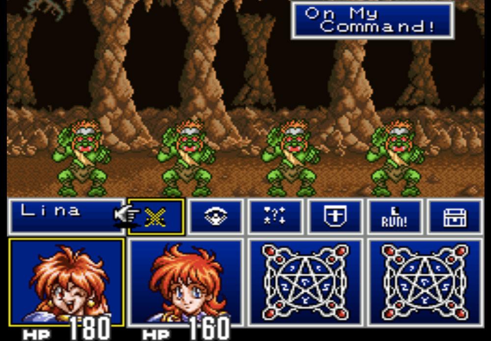 game SNES hay phần 27 Slayers