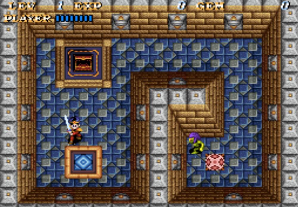 Soul Blazer game SNES hay phần 27