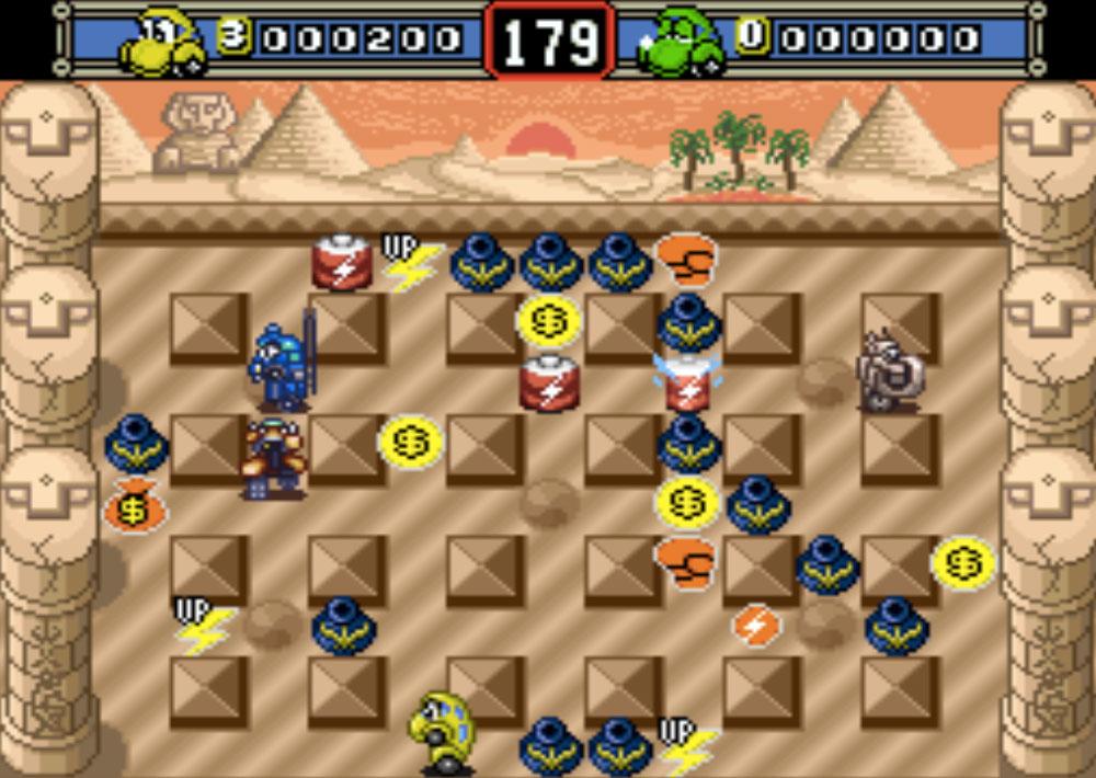 game SNES hay phần 27 Spark World