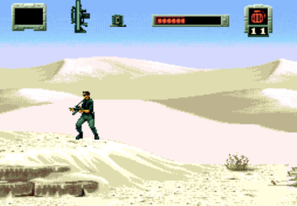 Stargate game SNES hay phần 28