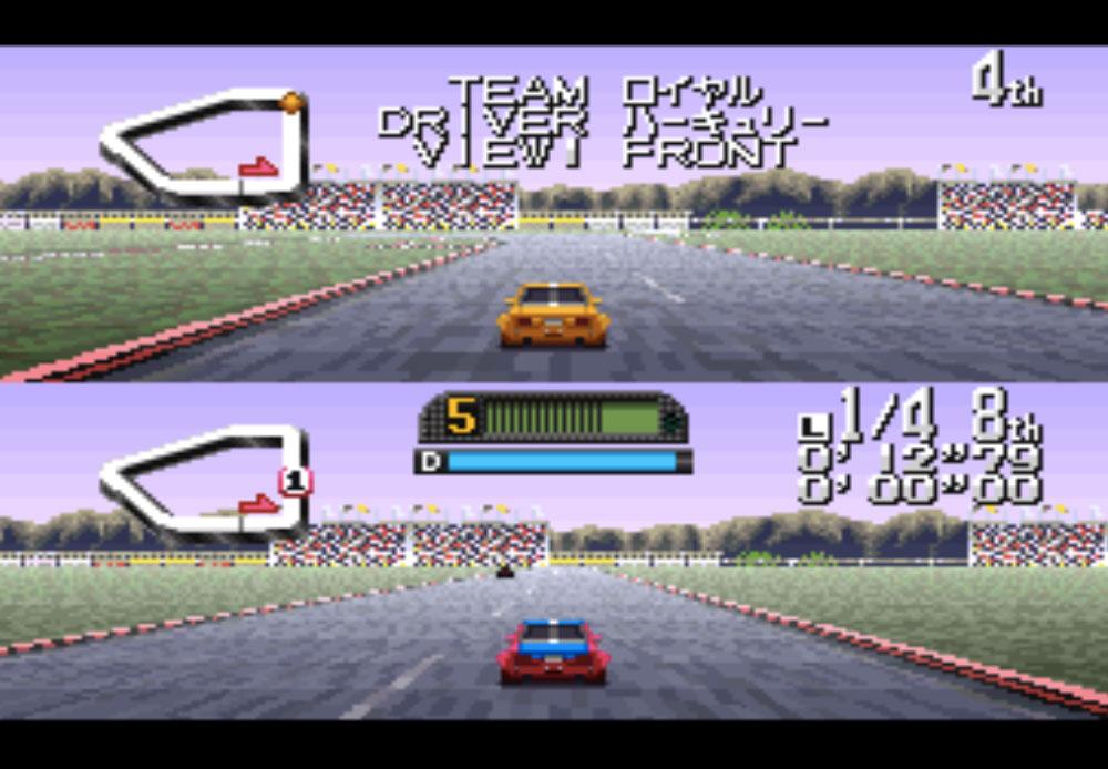 Super F1 Circus Gaiden