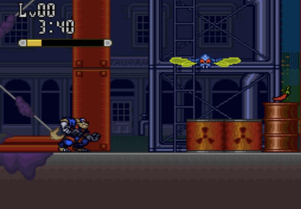 SWAT Kats game SNES hay phần 31