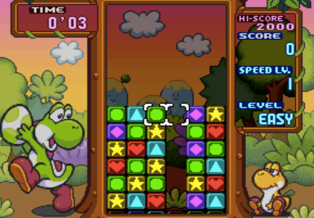 Tetris Attack game SNES hay phần 32
