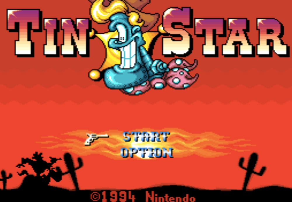Tin Star game snes hay phần 32