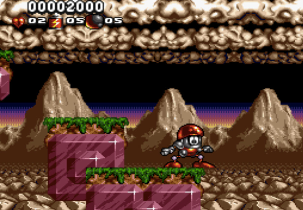 Tinhead game SNES hay phần 32