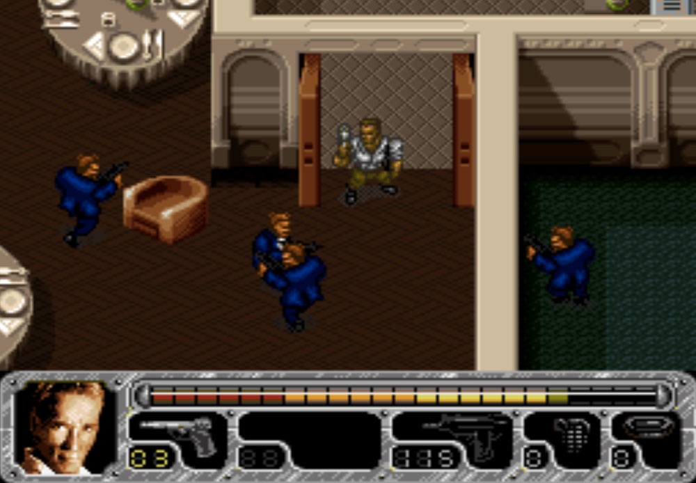 True Lies game SNES hay phần 32