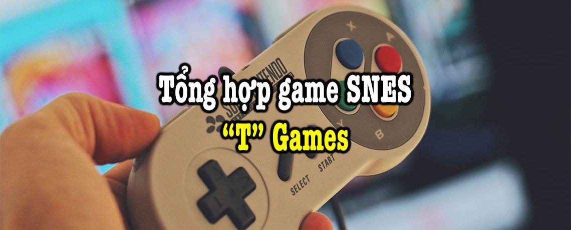 game SNES hay phần 32