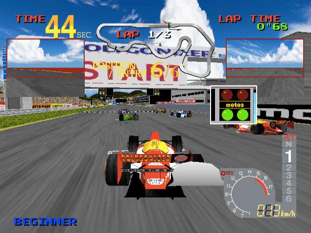 Ace Driver: Racing Evolution