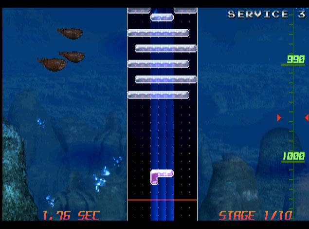 Aqua Rush MAME Games P2