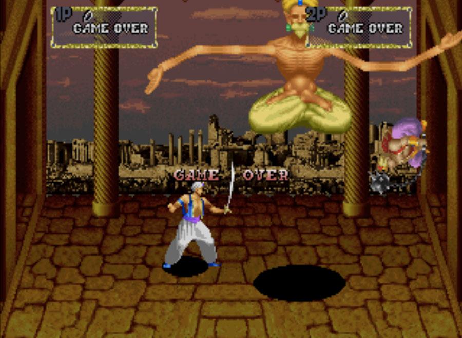 Arabian Magic MAME Games P2