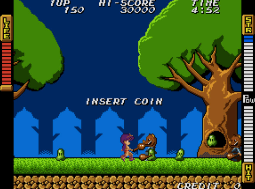 Athena MAME Games P2
