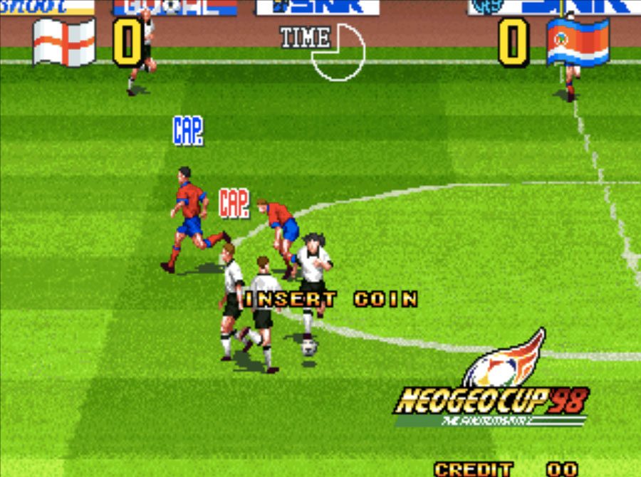 Neo Geo Cup '98 - The Road to the Victory