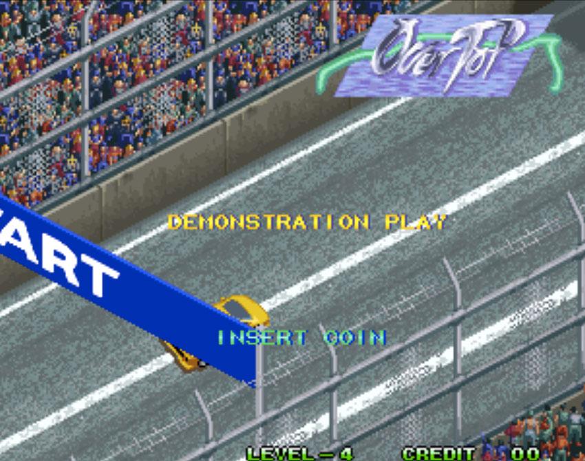Over Top Neo Geo Games P3