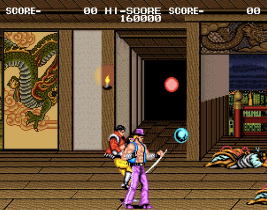 Neo Geo Games P4 Sengoku