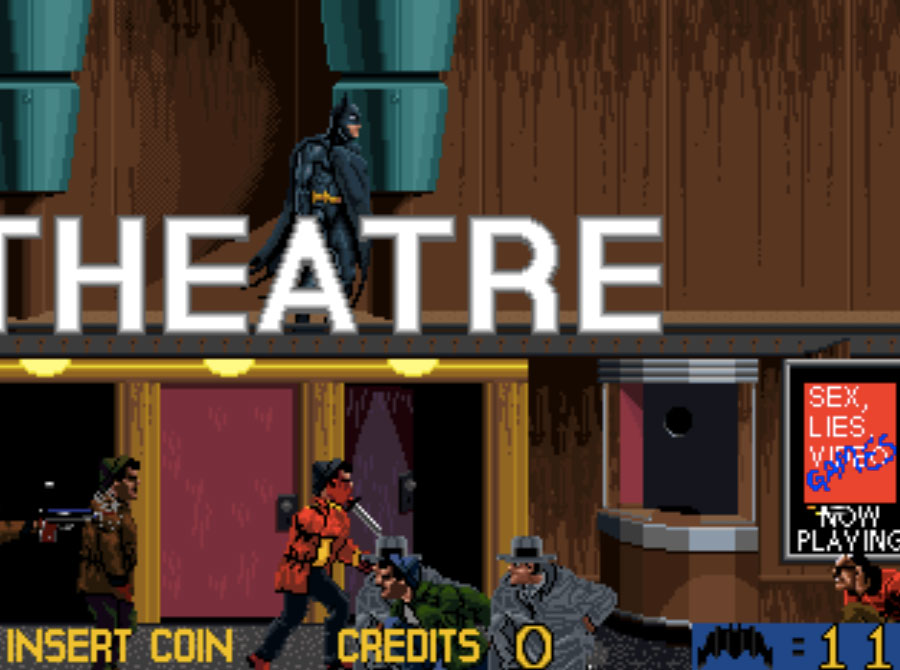 Batman MAME Games P3