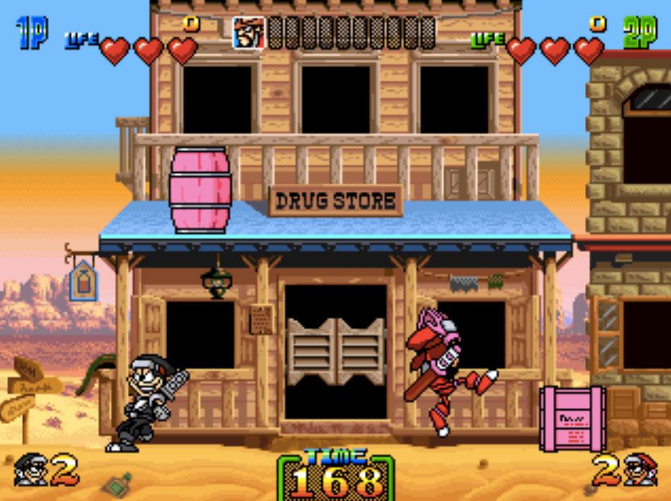 Charlie Ninja MAME Games P5