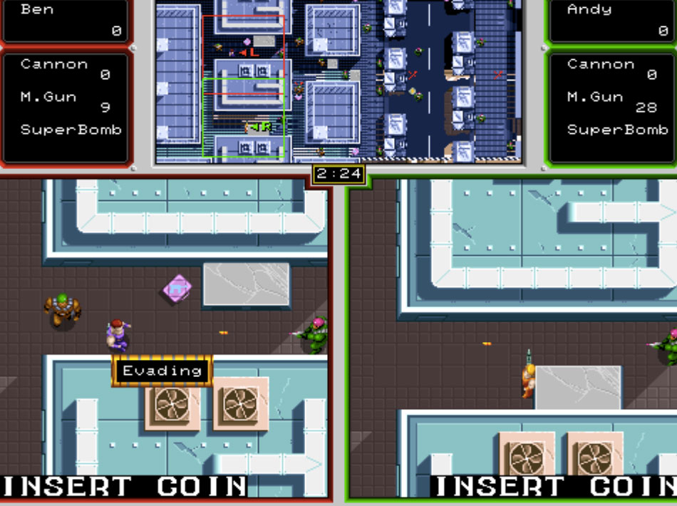 Crack Down MAME games P6