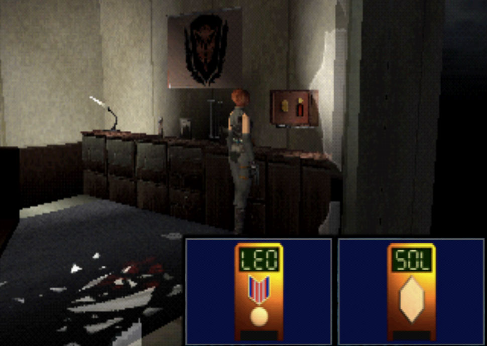 panel keys & chief's room