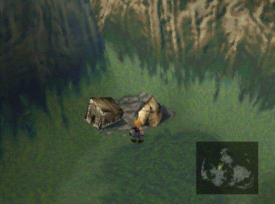 Final Fantasy VII phần 3 North Corel