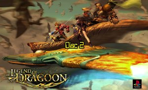 Legend of Dragoon phần 2