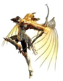 Miranda Legend of Dragoon