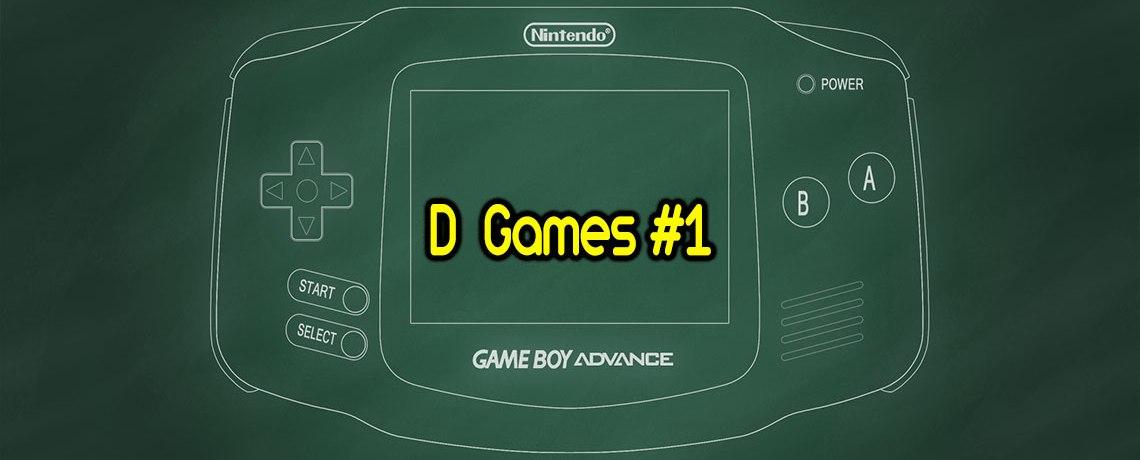 Tổng hợp Gameboy Advance – GBA ROM #4