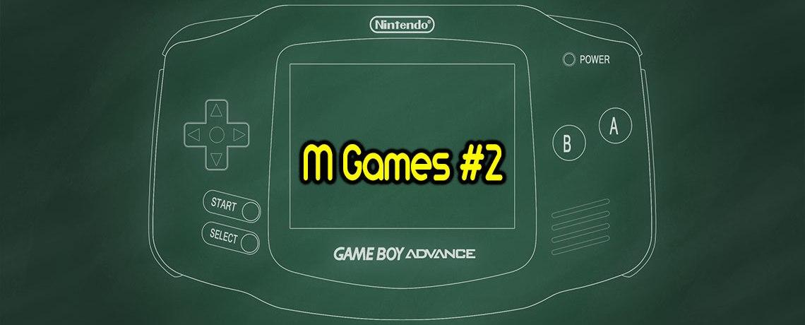 Tổng hợp Gameboy Advance – GBA ROM #13