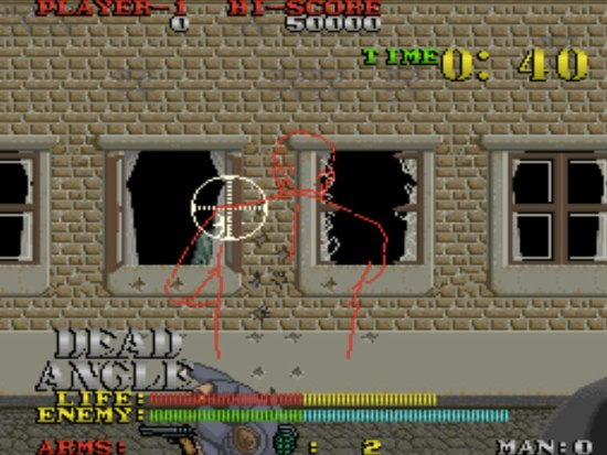 Dead Angle MAME Games P7