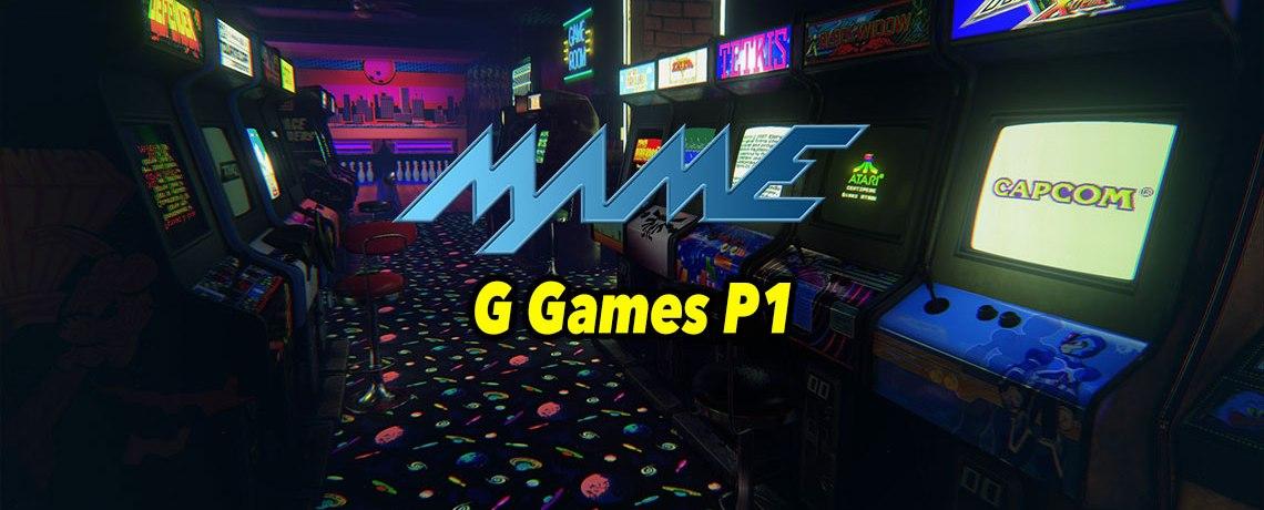 MAME Games P10 – Tổng hợp game Arcade đỉnh nhất quả đất