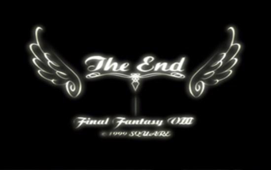 Final Fantasy VIII The End
