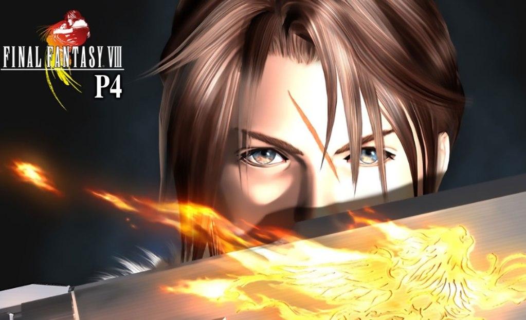 Final Fantasy VIII P4