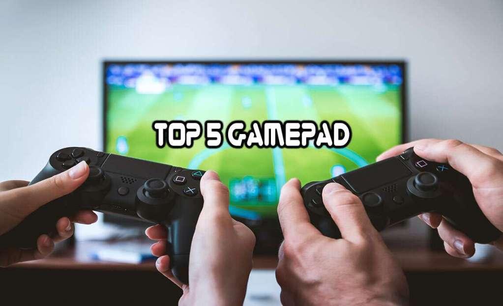 Top 5 gamepad