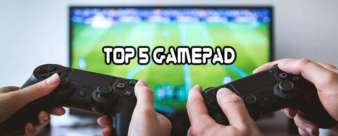 Top Gamepad cho PC được săn đón nhất 2021