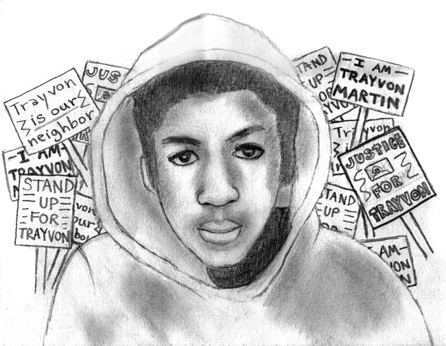 The murder of Trayvon Martin is a disgrace