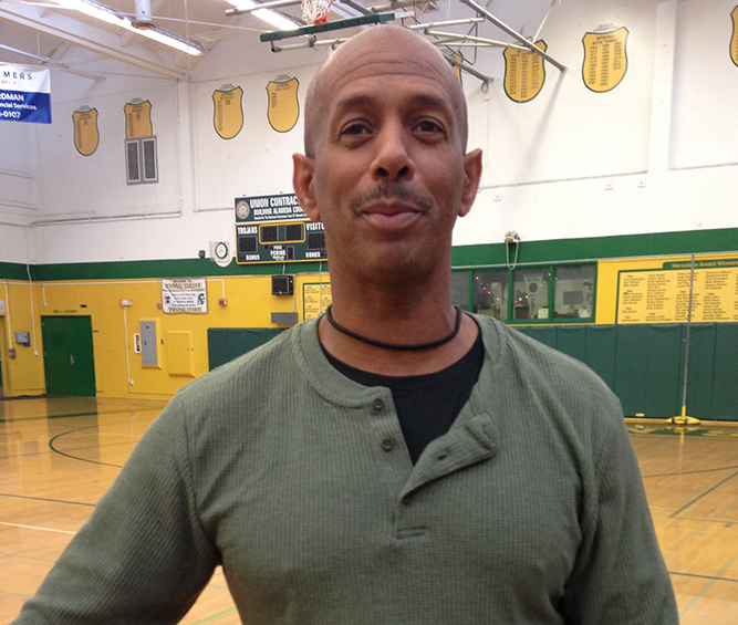 CVHS hires Anthony Geddins as new varsity basketball coach