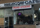 Milkcow Cafe offers ice cream and moooore