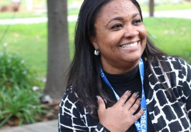 Stephens honored as ROP teacher of the year