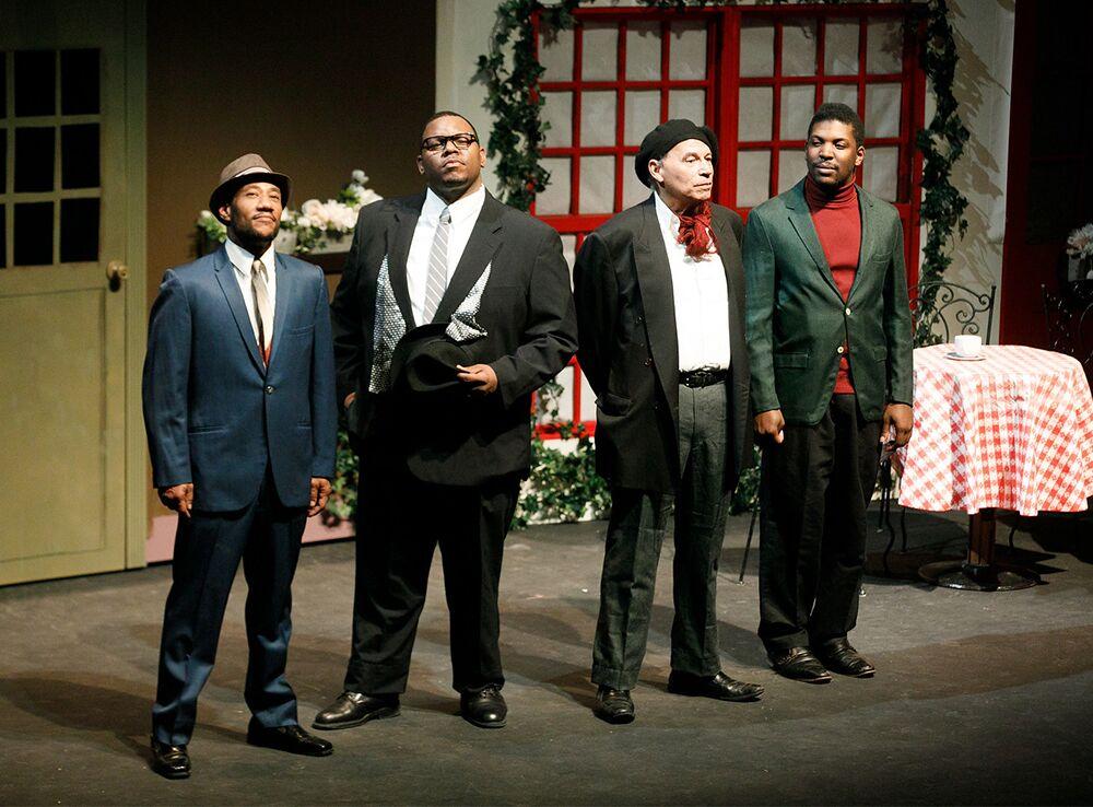 """""""Four Men in Paris"""" wows audiences"""