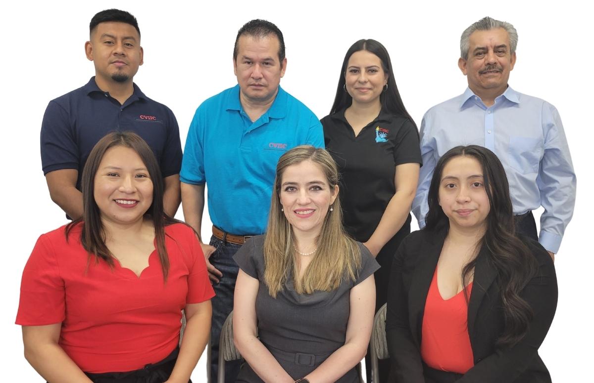 CVIIC Staff 2021