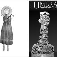 Diseño de cubierta de la revista UMBRAL