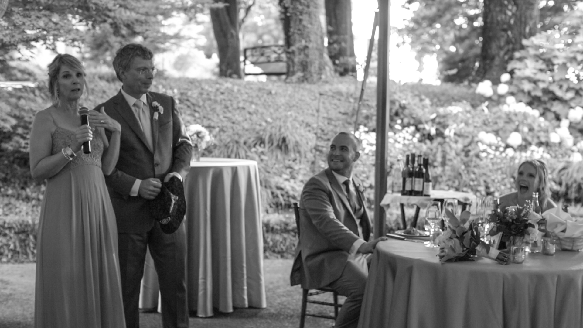 Keswick vineyards wedding