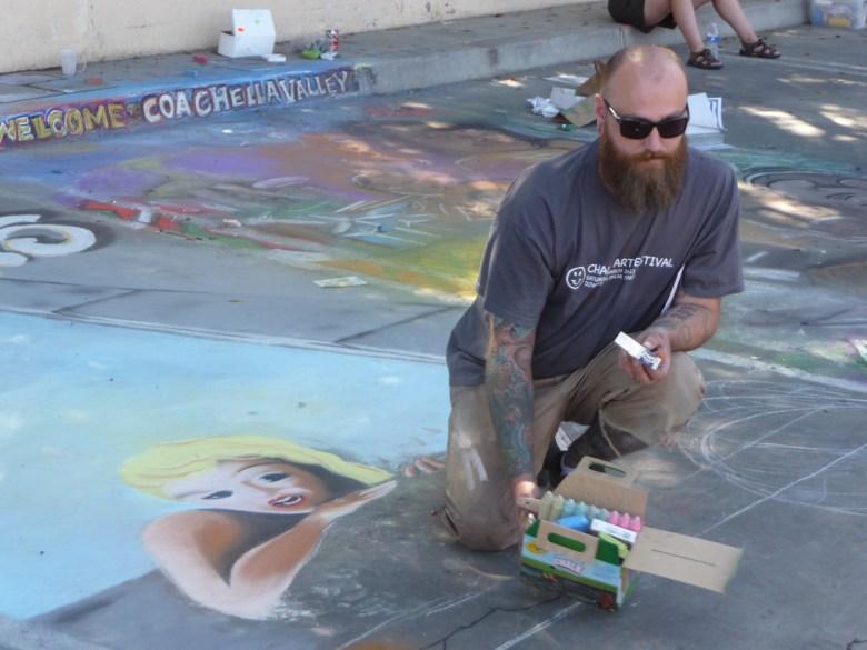 images/Palm Springs Chalk Art Festival 2013/a-swim_8563511176_o