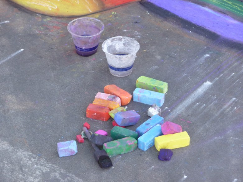 images/Palm Springs Chalk Art Festival 2013/the-artists-materials_8562397953_o