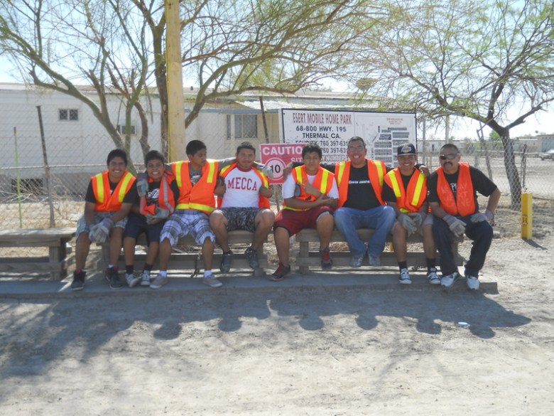 images/Duroville Cleanup March 30 2013/boxing-and-basketball-team-from-mecca_8615114572_o